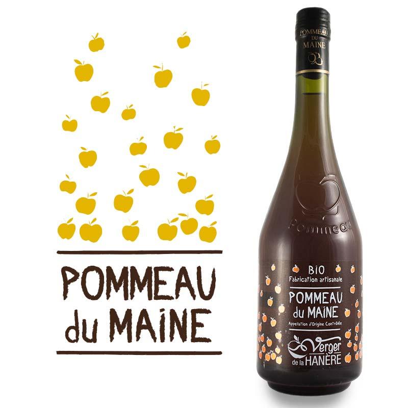 Pommeau du Maine bio (AOC)